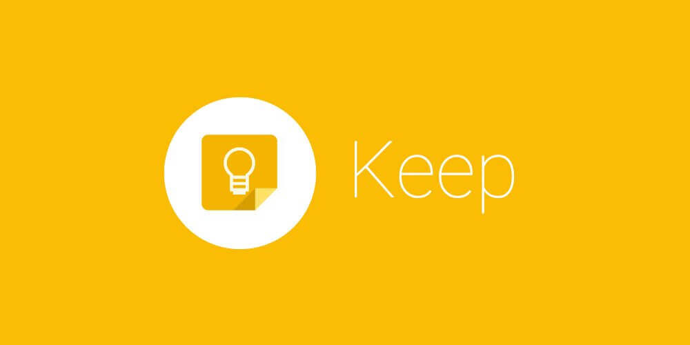 Google Keep for PC Windows XP/7/8/8.1/10 and Mac Download