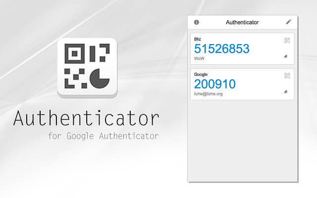 Google Authenticator for PC