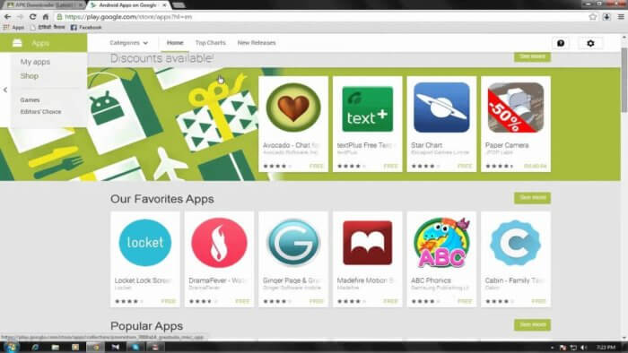 Google Play Store for Linux PC