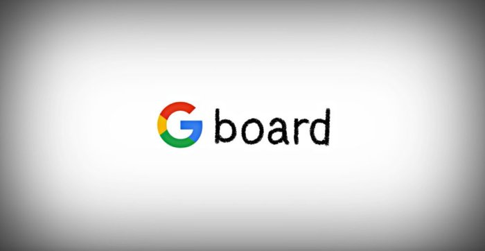 Google Keyboard for PC