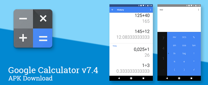 Calculator Apk for Android Download