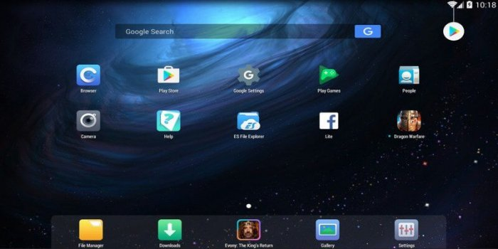 How to use Google Play Store on Mac