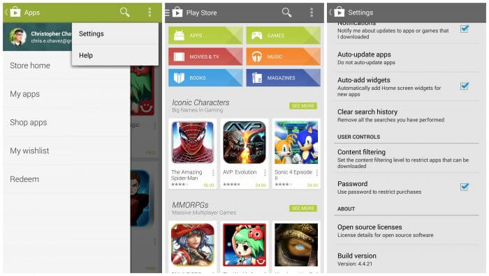 How to Use Google Play Store